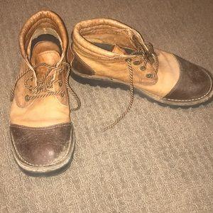 Exclusive handmade safari boots
